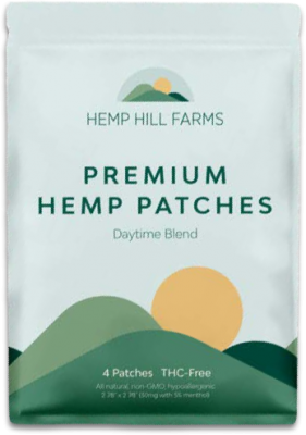 Hemp Hills Farms Patches