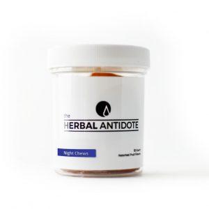 The Herbal Antidote CBD-CBN Night Chews